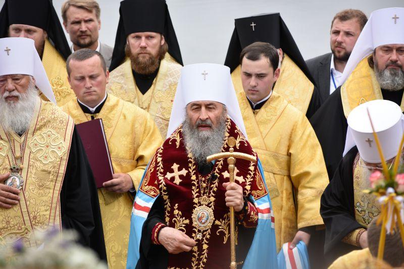 Предстоятель УПЦ митрополит Онуфрий