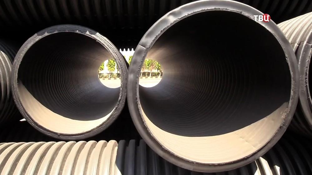 Полимерные трубы