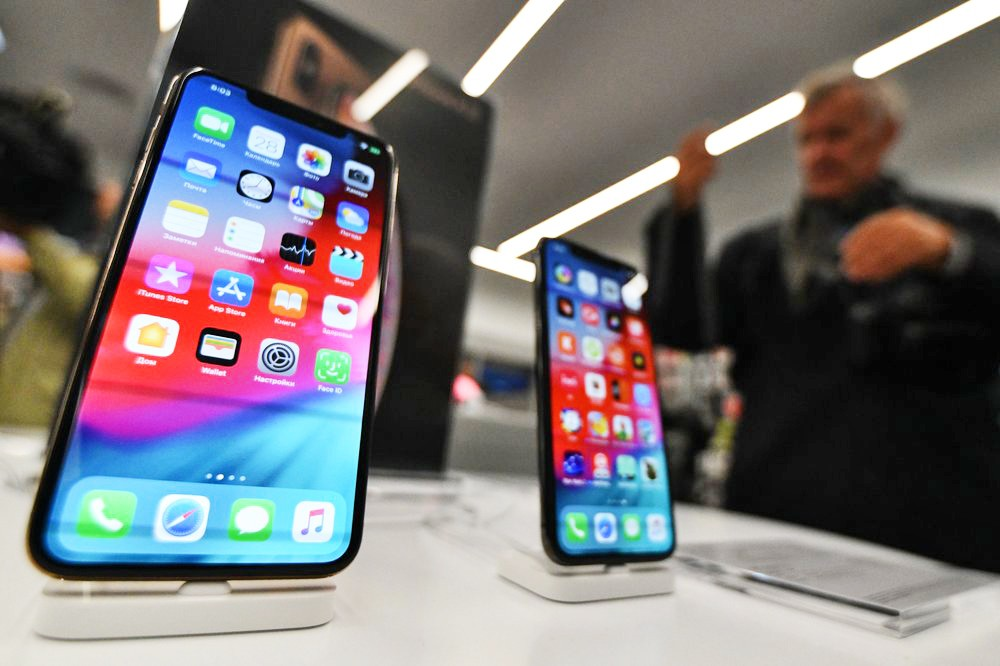 Старт продаж iPhone
