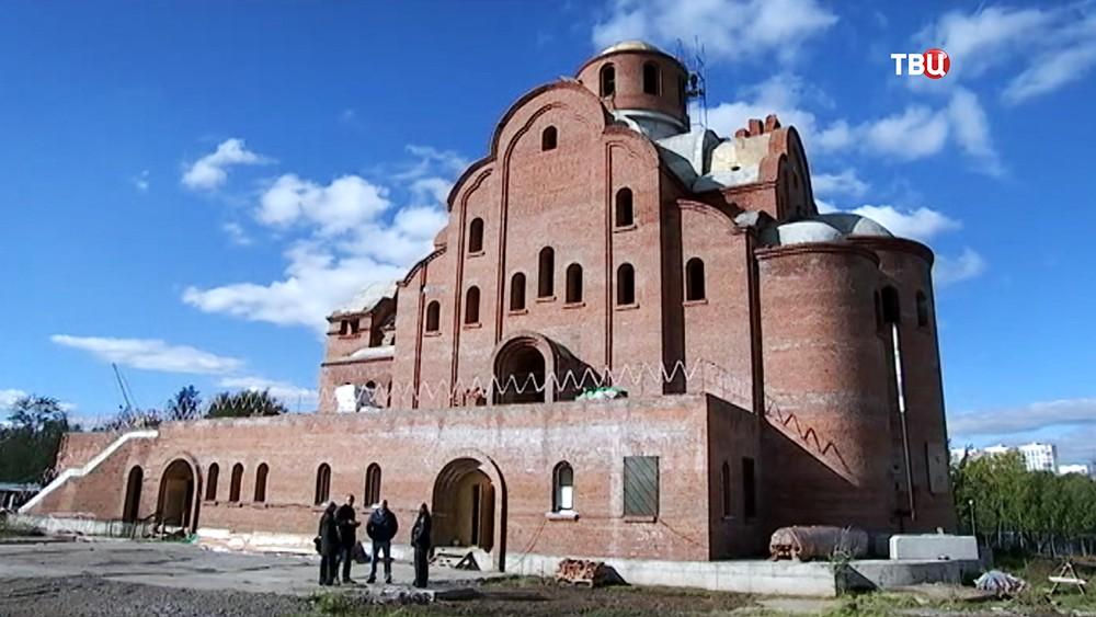 Храм в честь Чуда Архангела Михаила