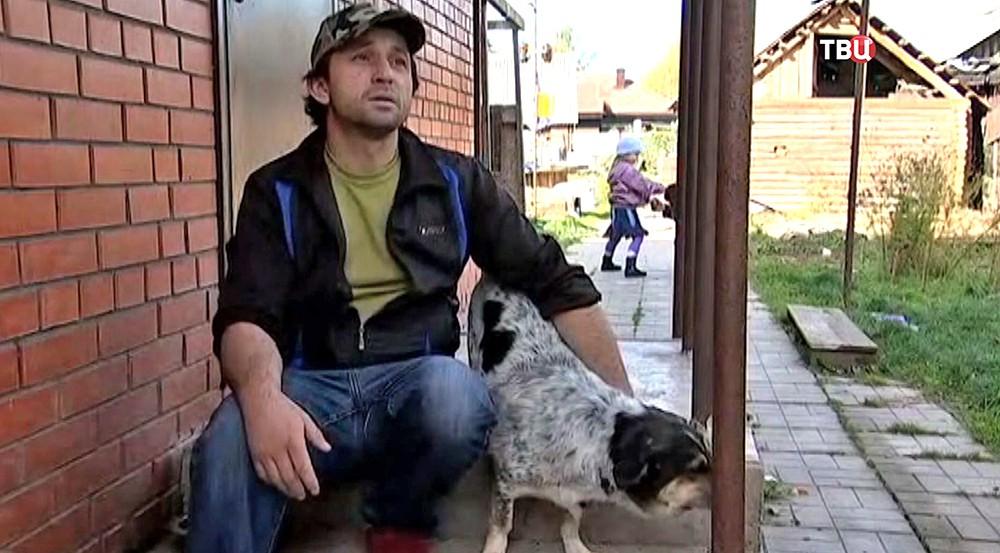Хозяин пострадавшей собаки