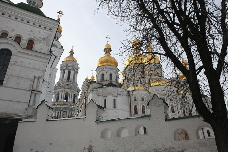 Собор Успения Пресвятой Богородицы в Киево-Печерской лавре