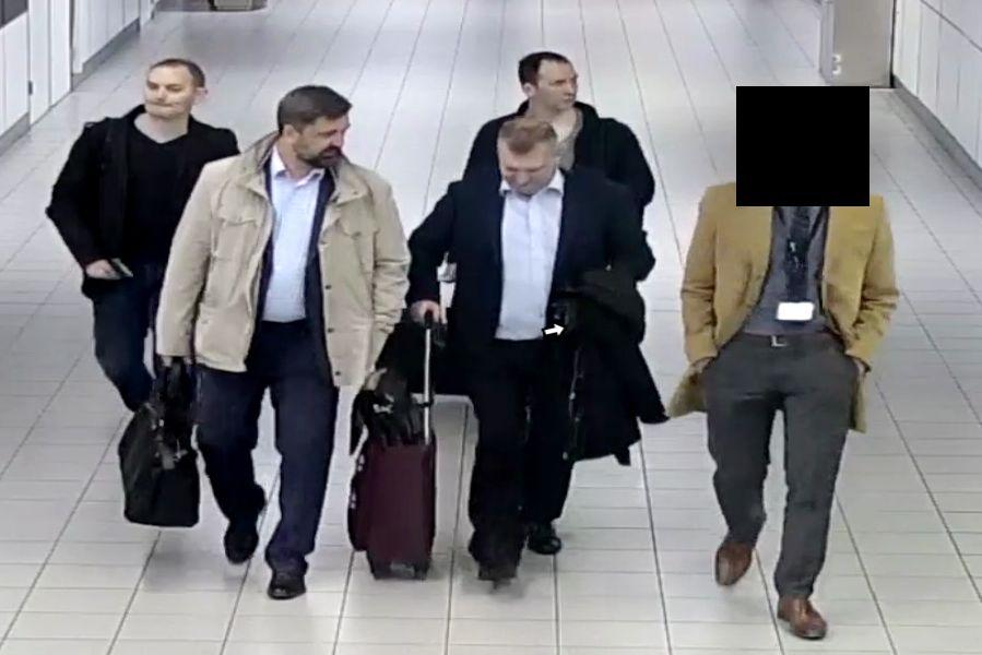Россияне, подозреваемые Нидерландами в кибератаке на ОЗХО