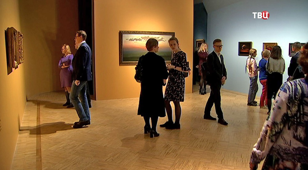Выставка Архипа Куинджи