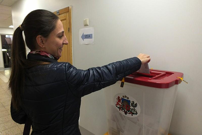 Выборы в 13-й Сейм Латвии