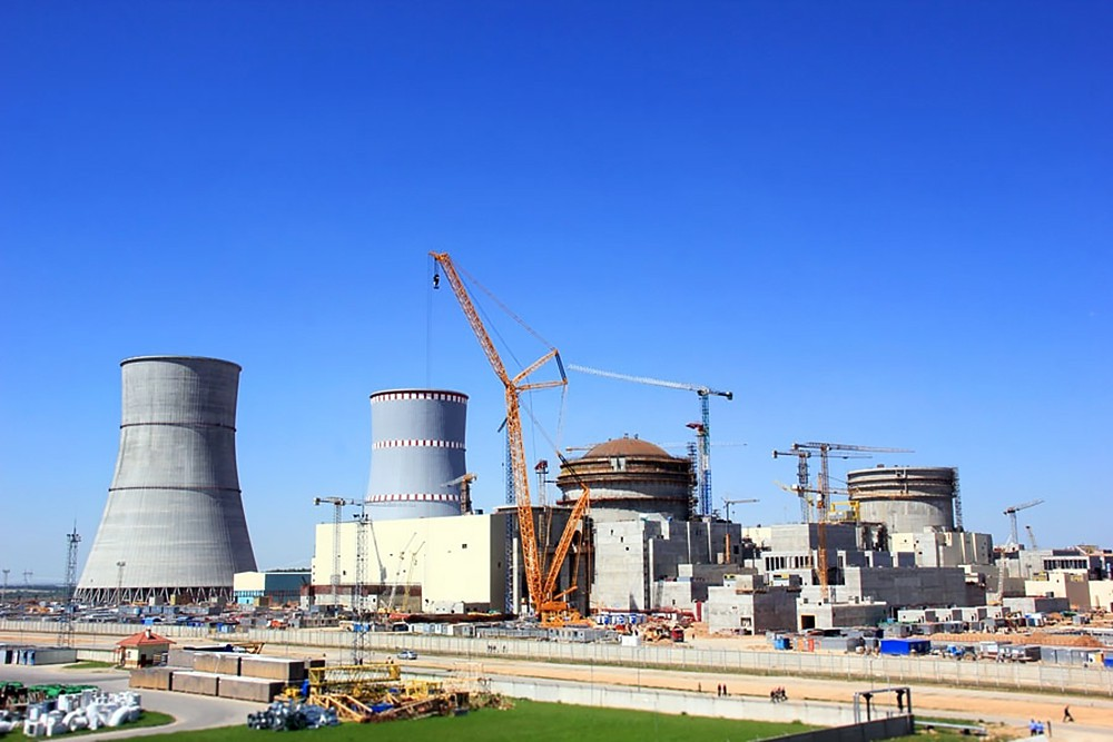 Белорусская АЭС (БелАЭС)