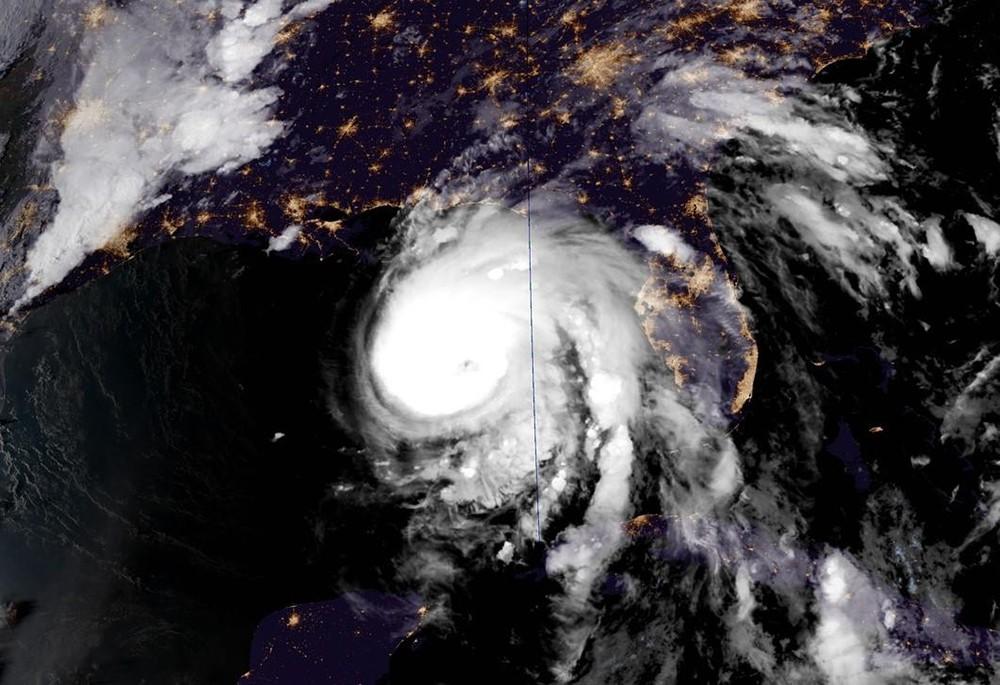 """Ураган """"Майкл"""""""