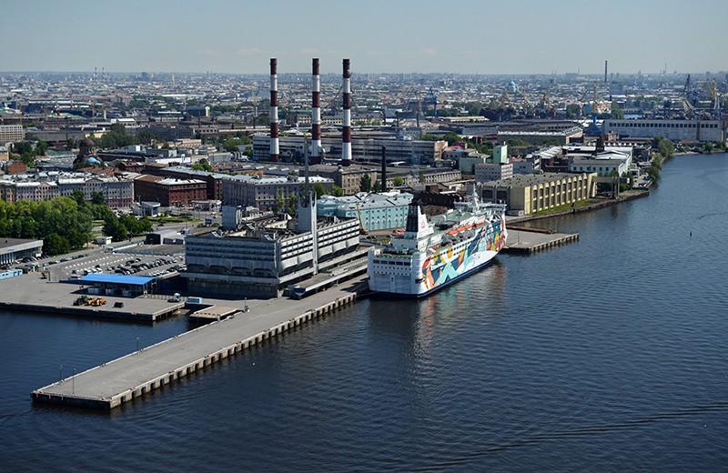фото морского вокзала в санкт-петербурге самый древний
