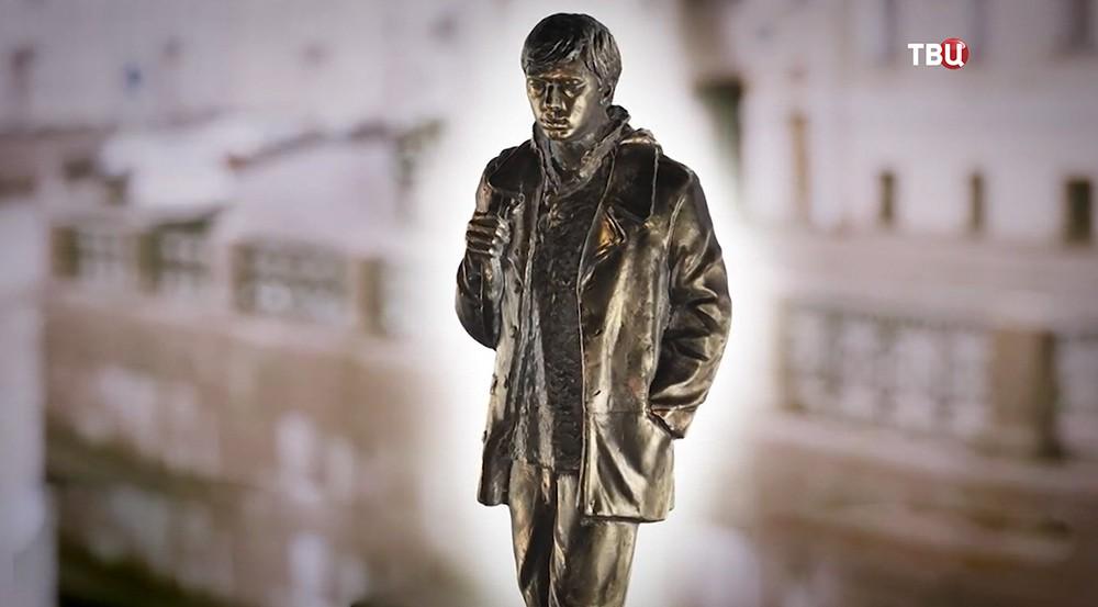 Макет памятника Бодрову