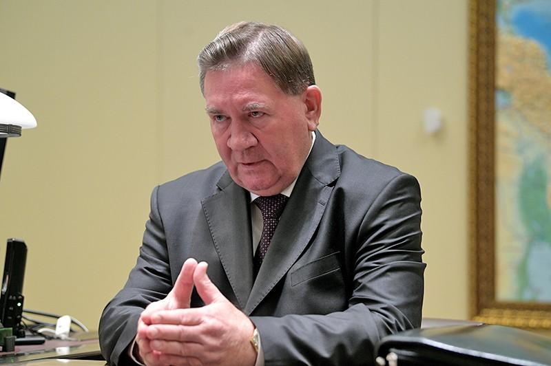 Экс-губернатор Курской области Александр Михайлов