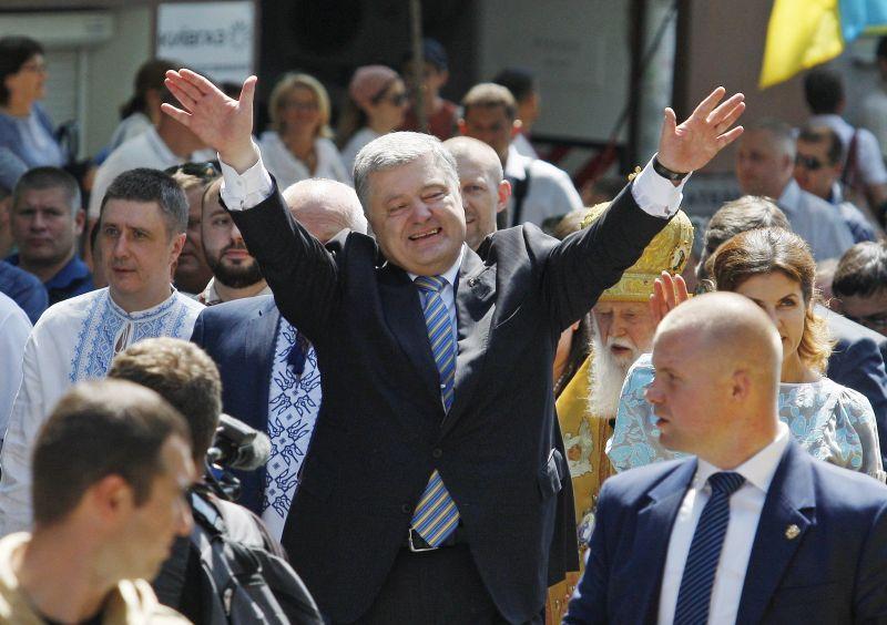 """Порошенко назвал автокефалию Украины раздражающим Москву """"брендом"""""""