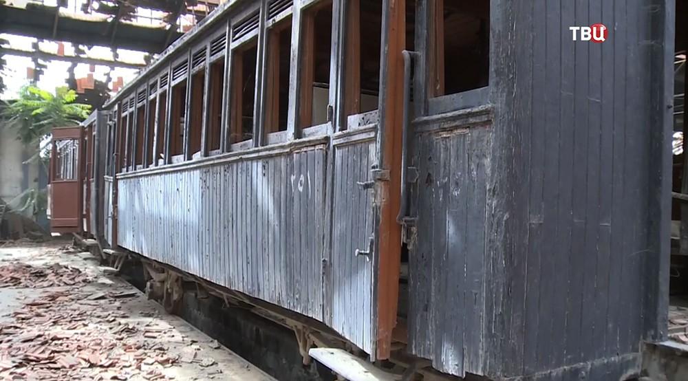 Ремонт железной дороги в Сирии