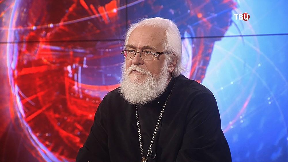 Профессор Московской духовной академии, протоиерей Владислав Цыпин