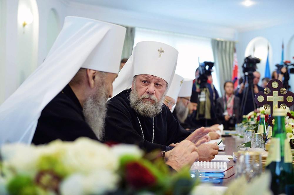Баседание Священного Синода Русской Православной Церкви