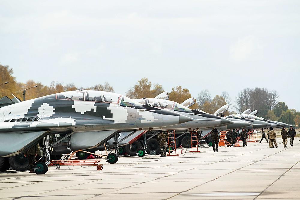 Авиабаза ВВС Украины
