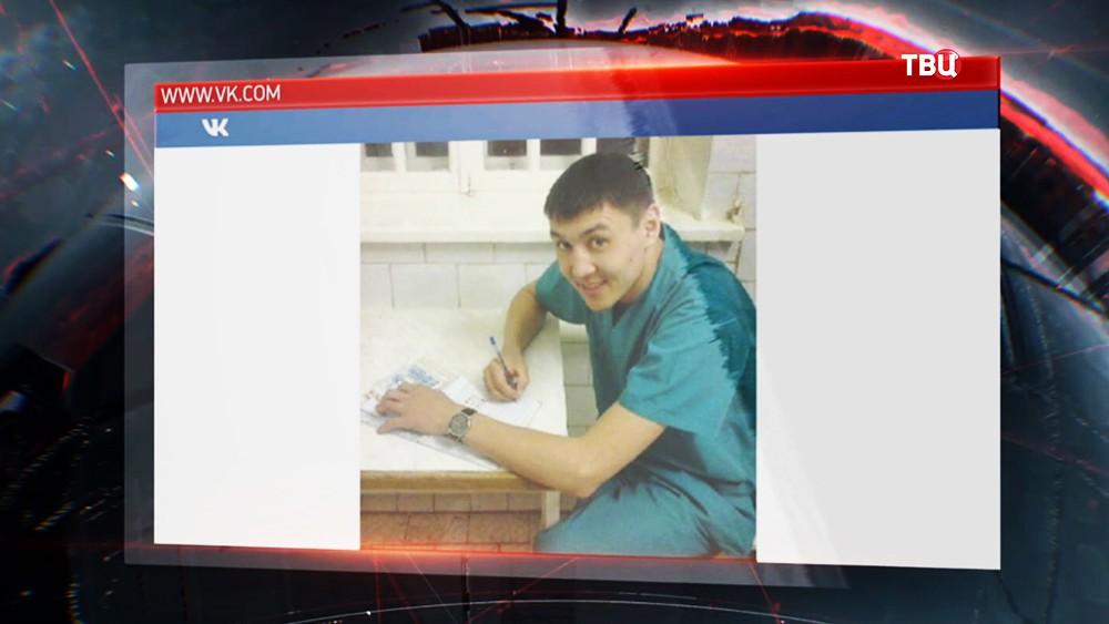 Участник издевательств над пациентом психбольницы в Магнитогорске