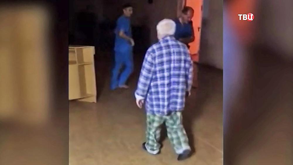 Издевательства над пациентом психбольницы в Магнитогорске