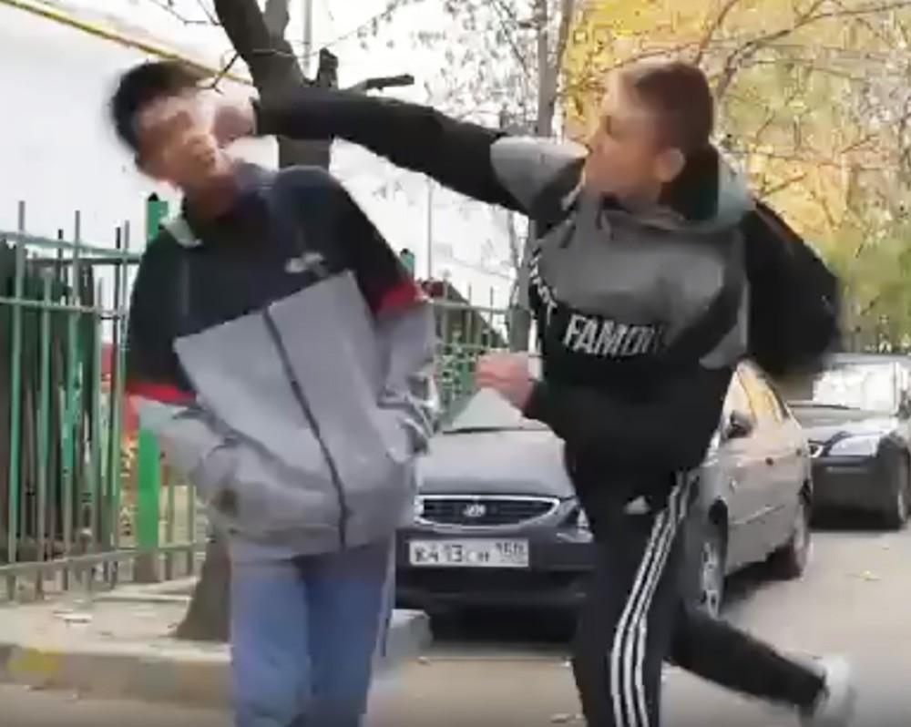 Избиение подростка в Чертанове