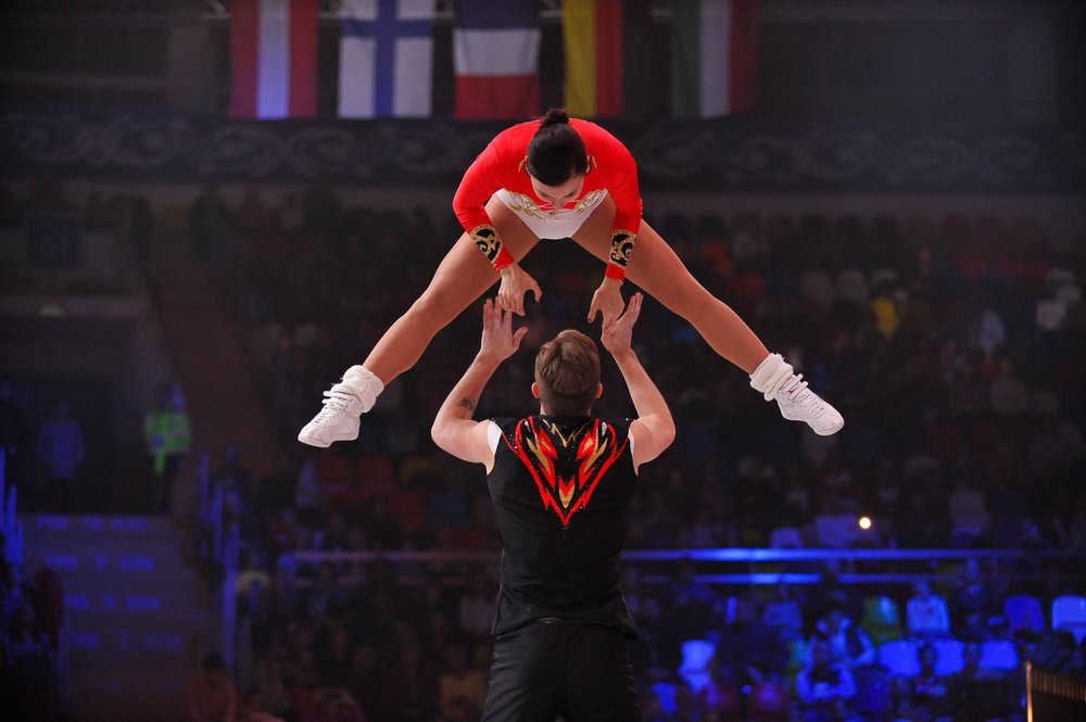 Кубок мира по акробатическому рок-н-роллу