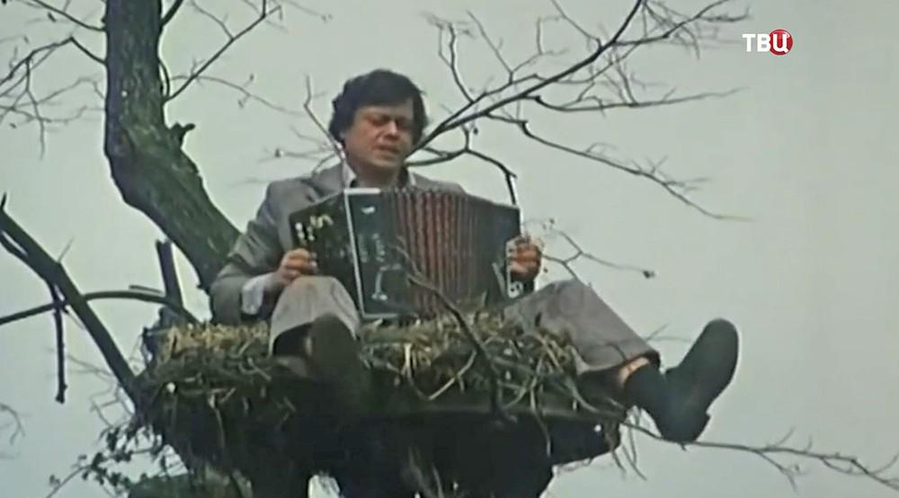 Актер Николай Караченцов