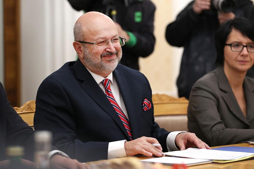Верховный комиссар ОБСЕ по делам нацменьшинств Ламберто Заньер