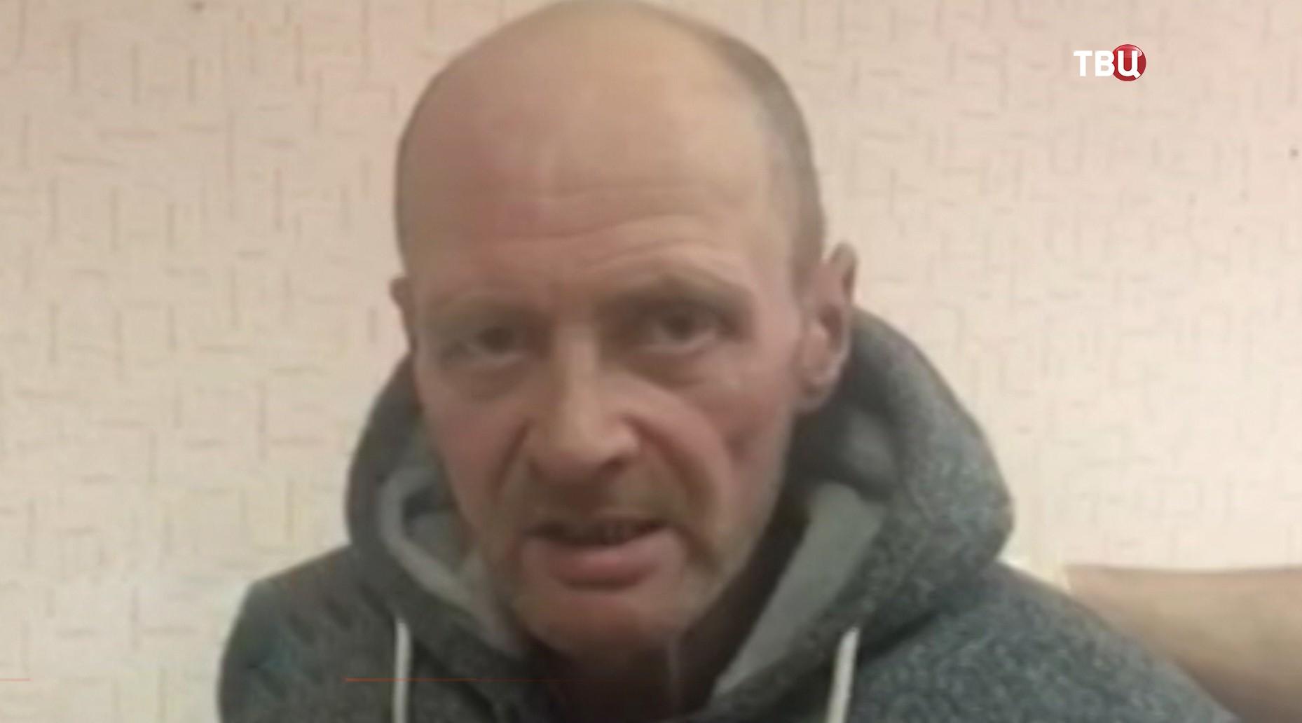 Подозреваемый педофил под Иркутском