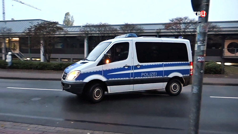 Полиция Германии