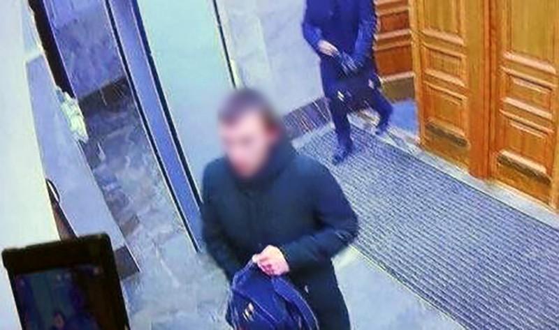 Подозреваемый во взрыве в здании ФСБ в Архангельске