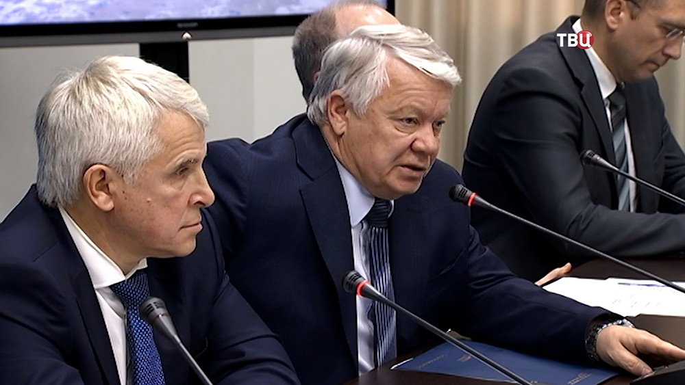"""Рабочая комиссия по расследованию аварийной ситуация во время запуска ракета-носителя """"Союз-ФГ"""""""