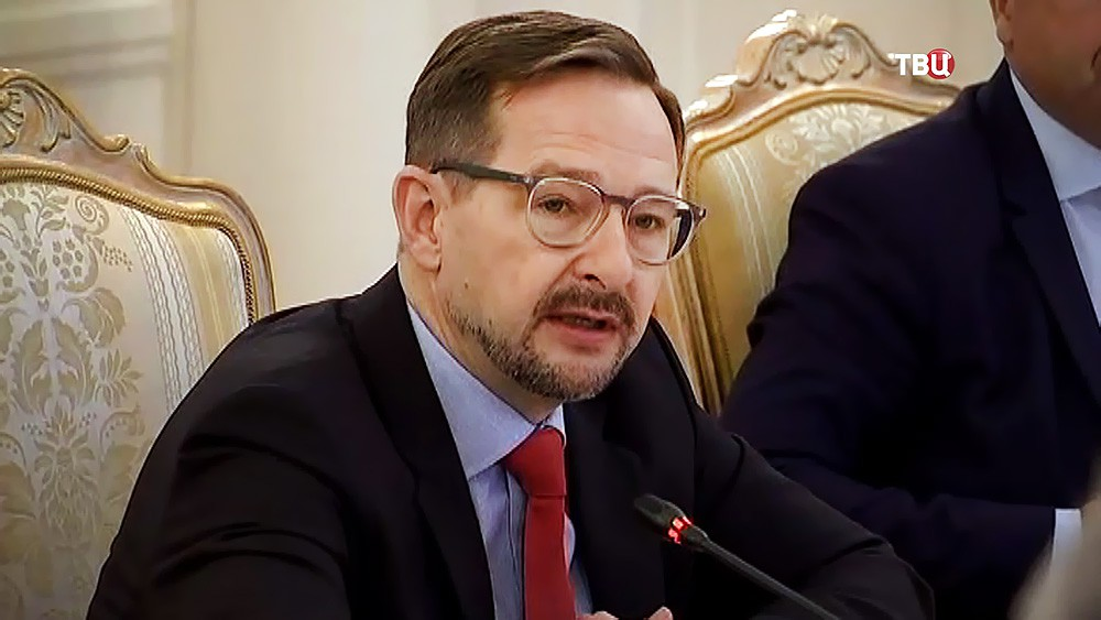 Генсек ОБСЕ Томас Гремингер