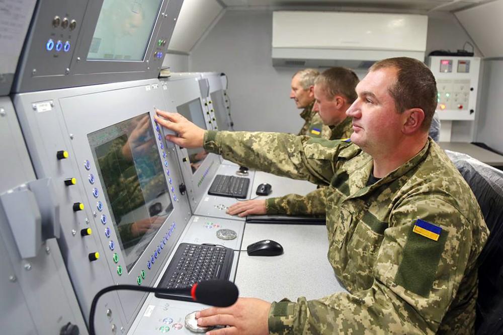 ПВО на Украине