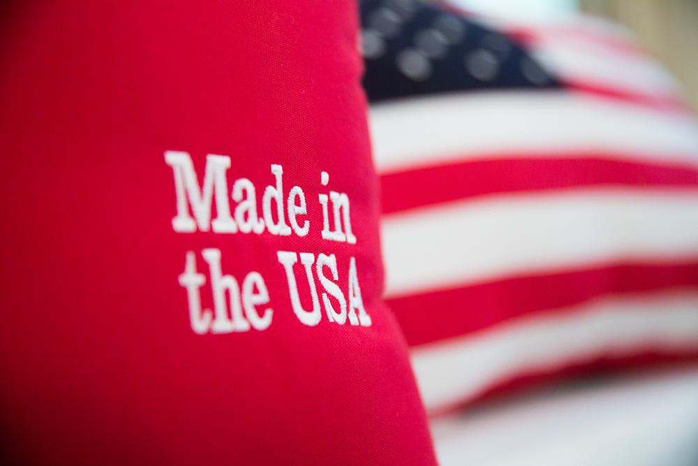 Сделано в США