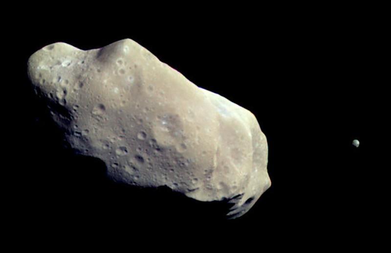 Межзвездный астероид