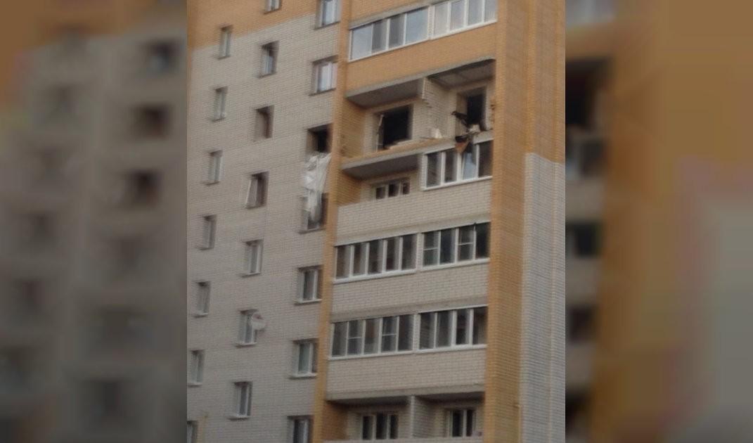 Взрыв газа повредил 16 квартир в доме под Смоленском :: Новости :: ТВ Центр - Официальный сайт телекомпании