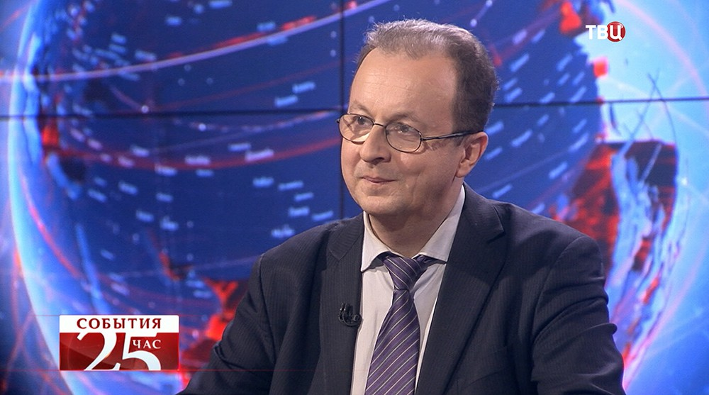 "Дмитрий Бабич, обозреватель радио ""Спутник"""