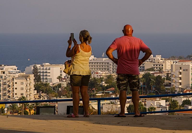 Туристы, Республика Кипр