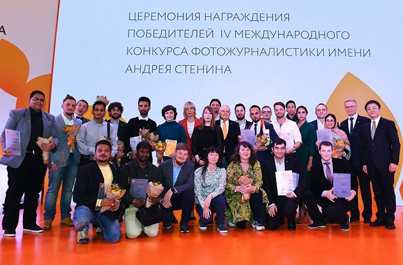 Победители IV международного конкурса фотожурналистики имени Андрея Стенинана