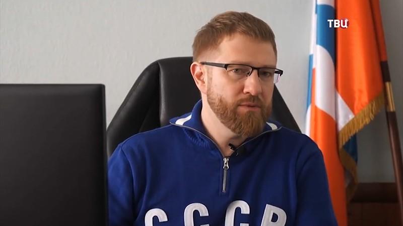Журналист Александр Малькевич