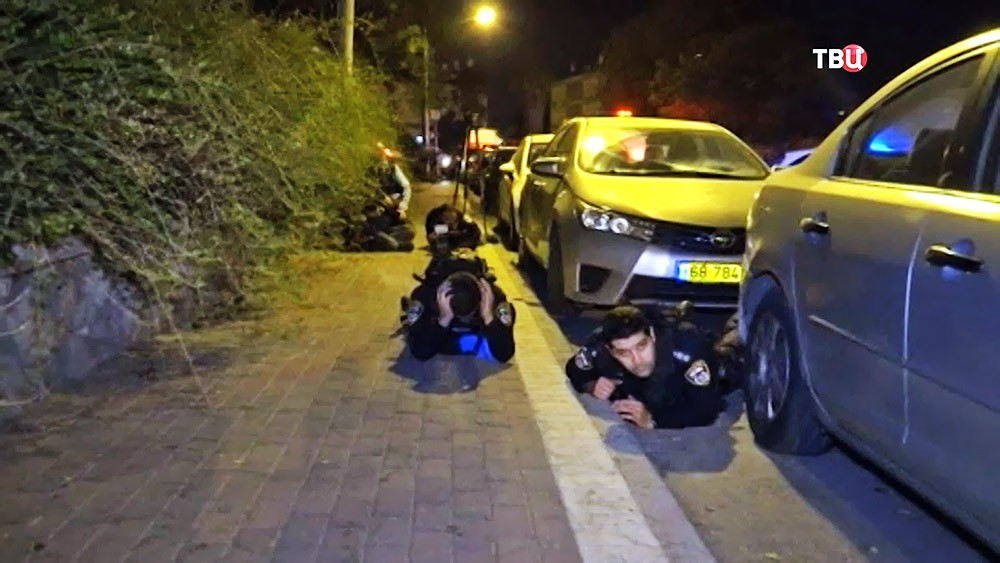 Обстрел Израиля с территории Сектора Газа