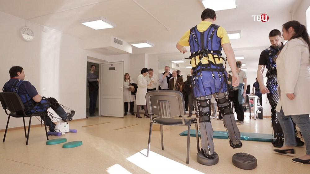 Реабилитация пациентов с нарушениями опорно-двигательного аппарата