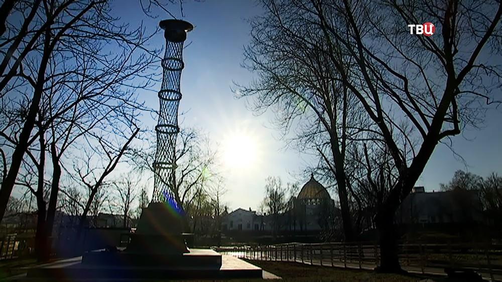 Башня-колонна на ВДНХ