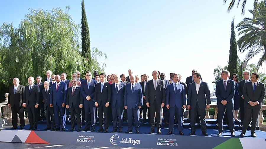 Международная конференция по Ливии