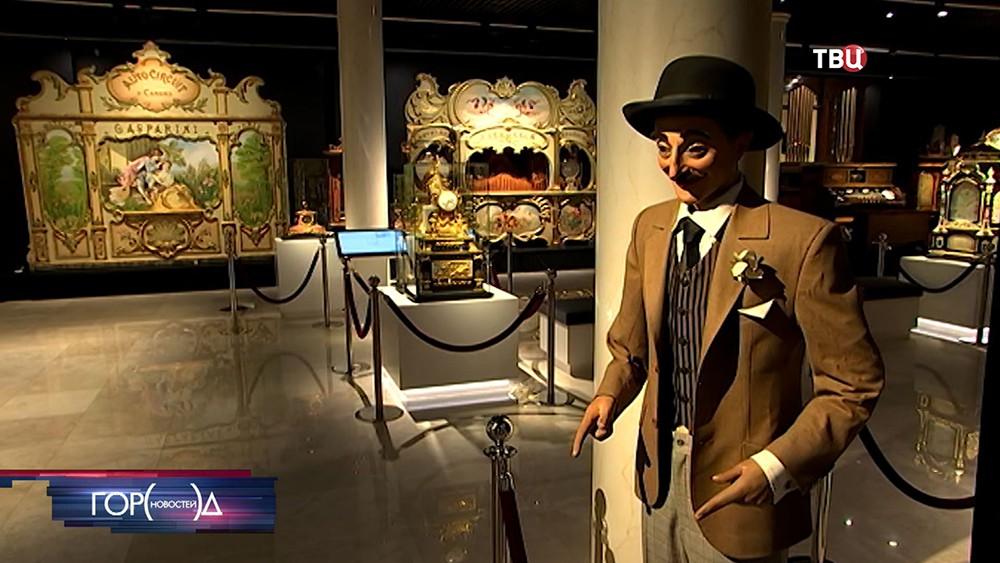 Музей музыкальных шкатулкок