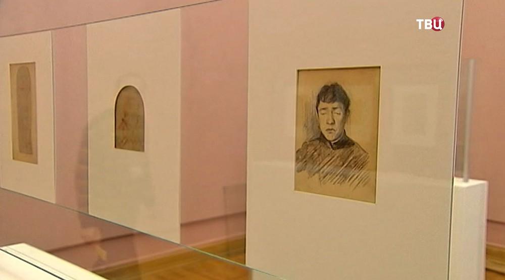 Выставка работ Малевича