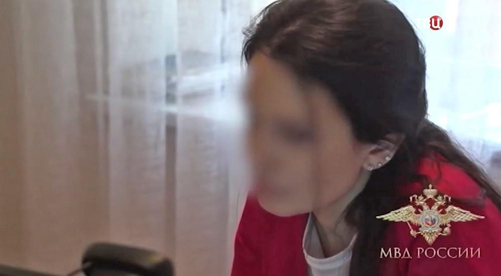 Исполняющая обязанности главврача роддома в Калининграде