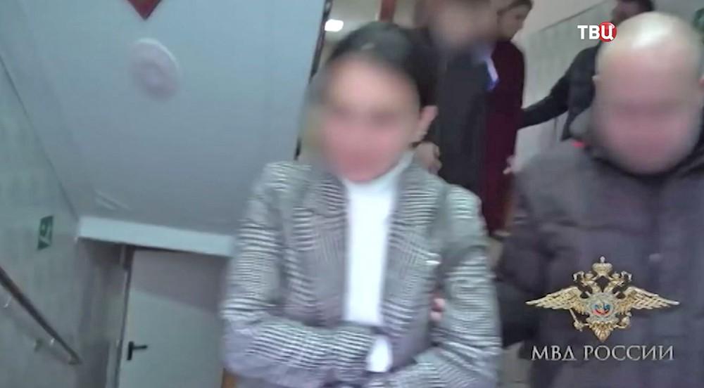 Мать погибшего новорожденного ребенка в роддоме в Калининграде