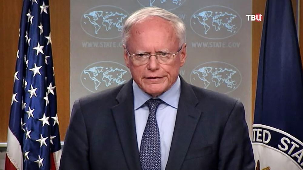 Спецпредставитель США по Сирии Джеймс Джеффри