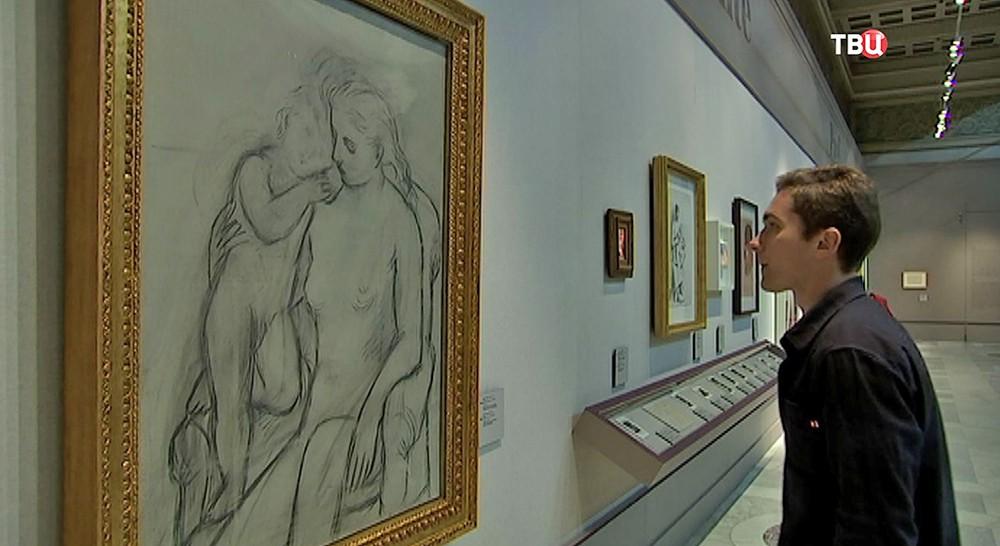 """Выставка """"Пикассо и Хохлова"""""""