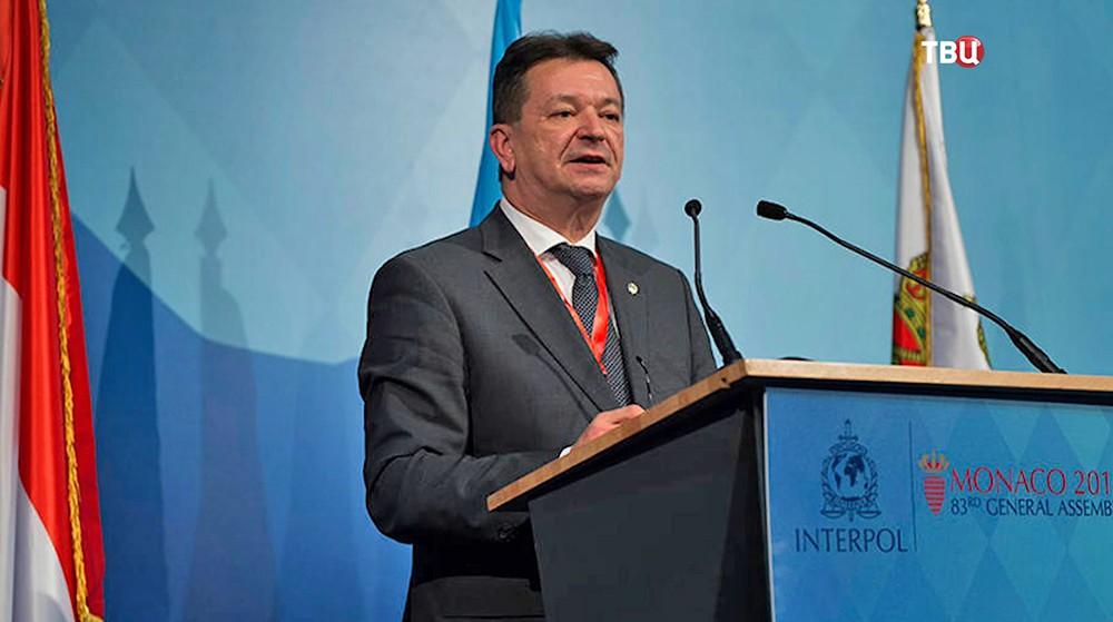 Вице-президент по Европе Александр Прокопчук