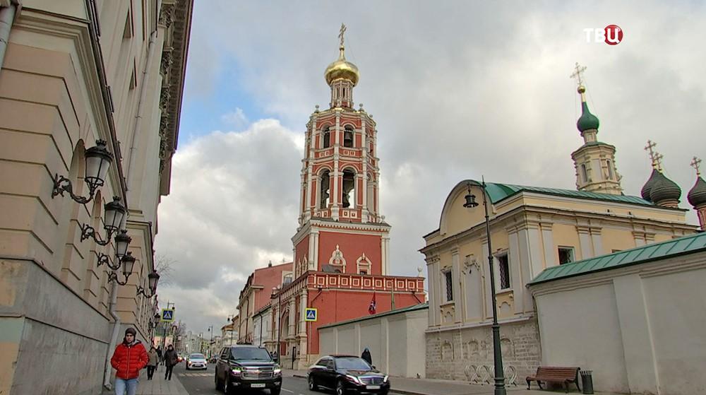 Храм «Большое Вознесение» у Никитских Ворот